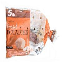 Simply Perfect Russet Potatoes, 5 lb Bag