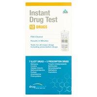 DrugConfirm Instant Drug Test for 12 Drugs