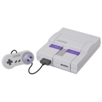Super Nintendo Entertainment System - Pre-Owned (NOT THE SNES CLASSIC)