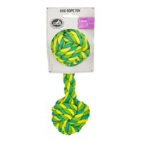 Pet Champion Dog Rope Toy Large, 1 Count (color may vary)
