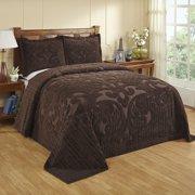 Better Trends Ashton 100-percent Cotton Chenille Super Soft and Plush Bedspread
