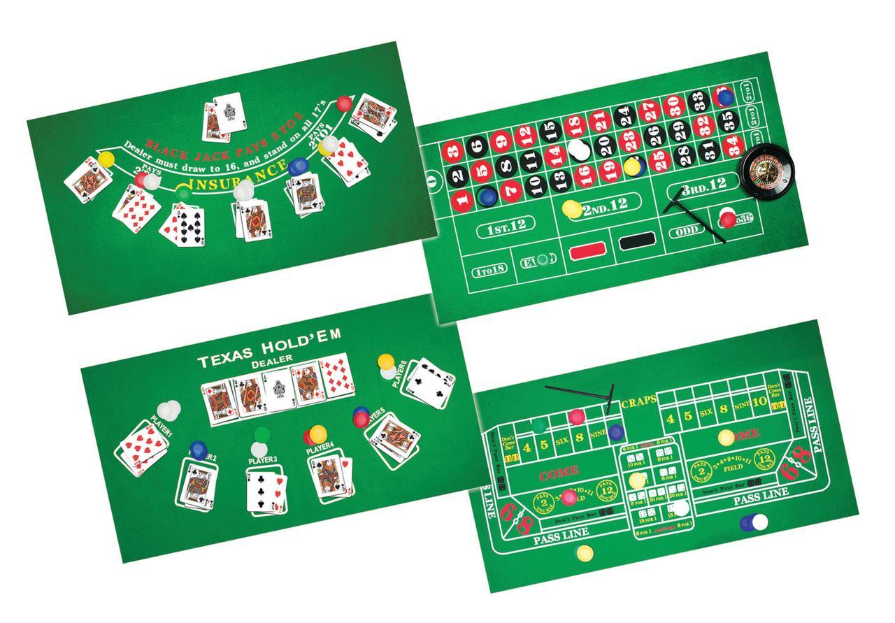 4 casino games home slot machine