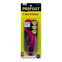 ProFoot Triad Orthotic, Womens Size 6 to 10
