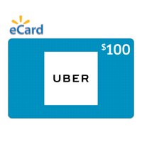Uber $100 (email delivery)