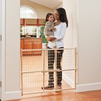 "Evenflo Position & Lock Tall Pressure Mount Gate, 31""-50"""