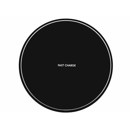 Wireless Charger, QI Wireless Charging Pad for Apple iPhone 8/8 Plus, iPhone X, Samsung Note 8, S8/S8 Plus/S7/S7 Edge/S6, Nexus 7/6/5/4(2013), Nokia Lumia 920, LG Optimus Vu2, Wireless
