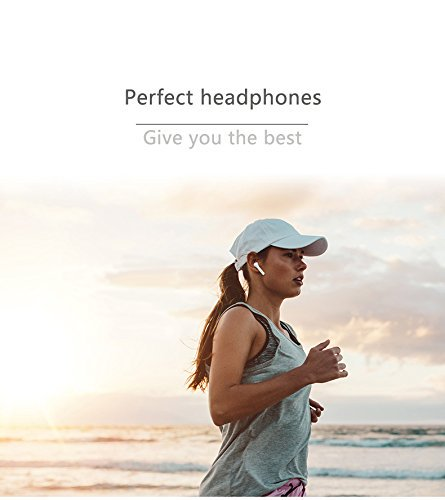 Bangde Wireless Bluetooth Headphones. Stereo In-Ear Sports Headphones with Charging Box for iPhone and Android Smart Phones - image 6 of 18