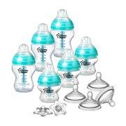 Tommee Tippee Advanced Anti-Colic Newborn Baby Bottle Set