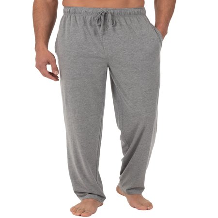 Fruit of the Loom Men's Jersey Knit Pajama Pant