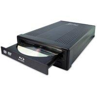 I/OMagic 6x Blu-ray Drive Double-layer BD-R/RE USB - External