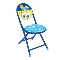 Nickelodeon Spongebob Squarepants Round Folding Chair