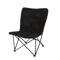 Mainstays Memory Foam Folding Lounge Chair, Multiple Colors