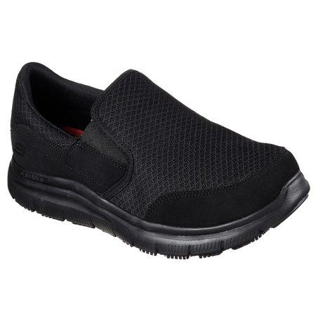 Skechers Work Men's McAllen Slip Resistant Shoes (Skechers Shape Ups Man)