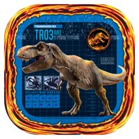 (4 Pack) Jurassic World Paper Plates, 7 in, 8ct