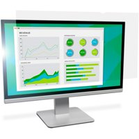"3M, MMMAG190W1B, Anti-Glare Filter for 19"" Widescreen Monitor (16:10) (AG190W1B), Clear"