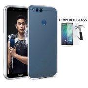 Huawei Mate SE Case, Phone Case Huawei Honor 7X, Gel Flex Cover Case +