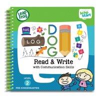 LeapFrog® LeapStart™ Pre-K Read & Write Activity Book