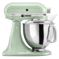 KitchenAid KSM150PSAQ Artisan Series 5-Quart Tilt-Head Stand Mixer, Aqua Sky