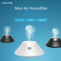 Air Humidifier and Air Diffuser Purifier Atomizer,Portable Mist Humidifier with USB,Water Bottle Air Humidifier for Room ,Home and Car