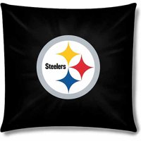 "NFL Pittsburgh Steelers Official 15"" Toss Pillow"