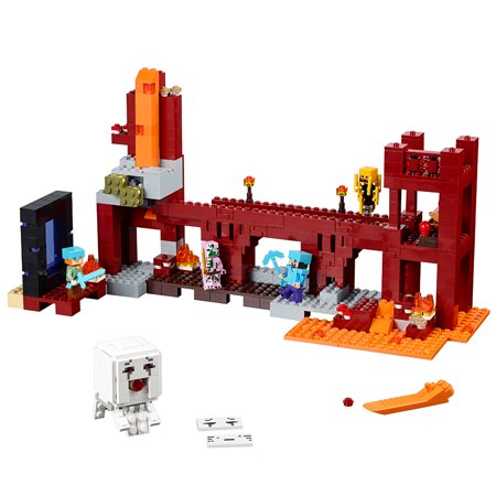LEGO Minecraft The Nether Fortress 21122 ()