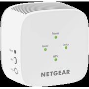 NETGEAR AC1200 WiFi Range Extender, Wall-plug (EX6110)