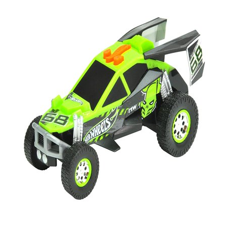 Hot Wheels Pedal Masher - BUGGY with Lights and (8th Buggy)