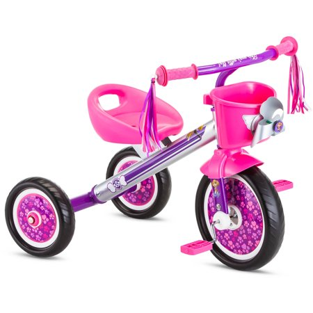 Paw Patrol Skye Tricycle for Kids, Tassels, Pink