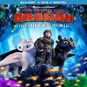 How to Train Your Dragon: The Hidden World (Blu-ray + DVD + Digital Copy)