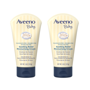 Aveeno Baby Soothing Relief Moisturizing Cream with Natural Oat Complex, 5 oz