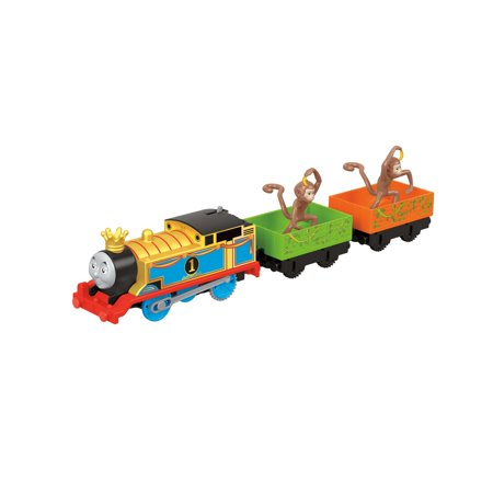 Thomas & Friends TrackMaster Monkey Mania Thomas