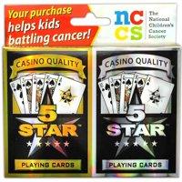 5 Star Poker 2-Pack