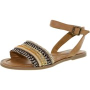 c98610bd95f Rocket Dog Women s Arena Flossy Clutch Natural Ankle-High Synthetic Sandal  ...
