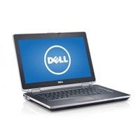 """Refurbished Dell Latitude E6430 14.1"""" Laptop, Windows 10 Pro, Intel Core i5-3320M Processor, 8GB RAM, 500GB Hard Drive"""
