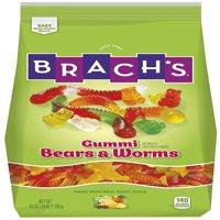 Brach's Wild N' Fruity Gummi Bears & Worms, 48 Oz.
