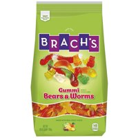 Brach's Bears and Worms Gummy Candy