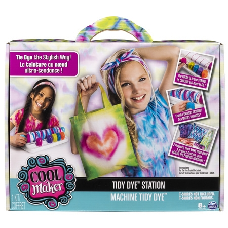 Cool Maker - Tidy Dye Station, Fashion Activity Kit for Kids Age 8 and Up](Kits For Kids)