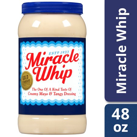 Miracle Whip Original Dressing, 48 fl oz