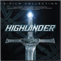 Highlander 5-Film Collection (DVD)