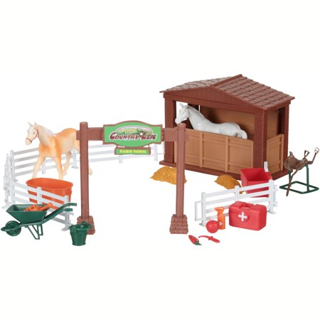 Farm Animal Glove - NewRay Country Life Farm Animals & Accessories Playset