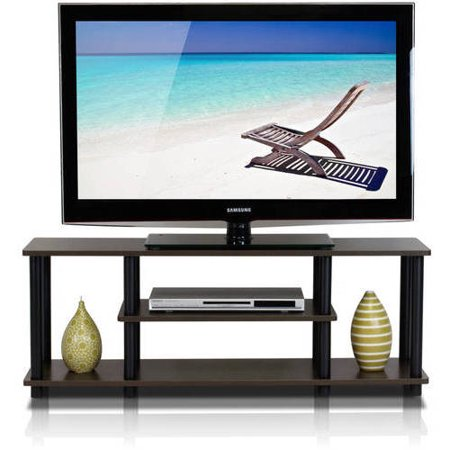 Furinno Turn N Tube 3 Tier Tv Stand For Up To 55 Tv Multiple