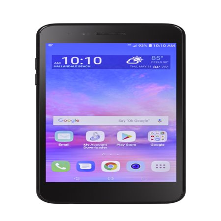 Walmart Family Mobile LG Rebel 4 Prepaid Smartphone (Lg G3 Smartphones)