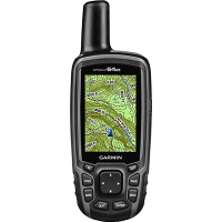 Garmin 100119920 GPS-HH, GPSMAP 64st, TOPO US, Alt+Comp