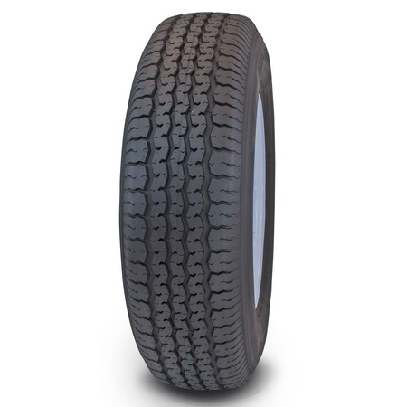 Greenball Transmaster EV ST205/75R15 8 PR Hi-Speed Special Trailer Radial Tire (Tire