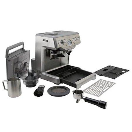 Two Group Espresso Machine (Breville BES870XL Barista Express Espresso Machine )