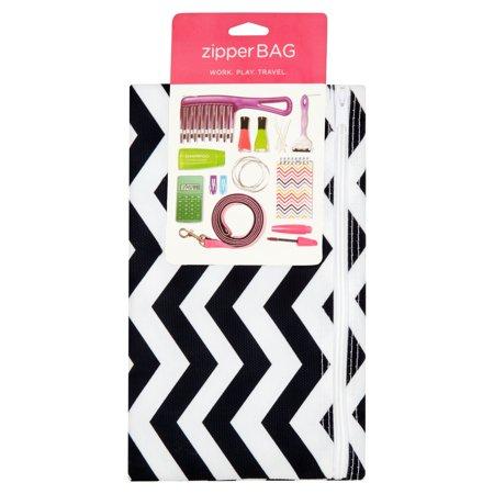 (2 Pack) Makeup Bag with Zipper](Galaxy Makeup Bag)