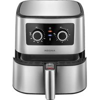Insignia- 5-qt. Analog Air Fryer