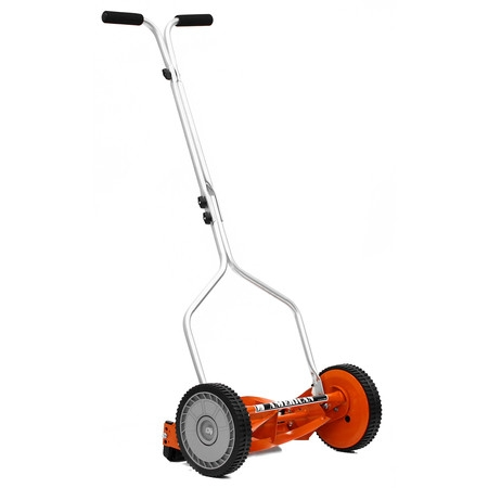 American Lawn Mower 1204-14 14-Inch 4-Blade Push Reel Lawn