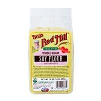 Bobs Red Mill Organic Soy Flour, 16 Oz