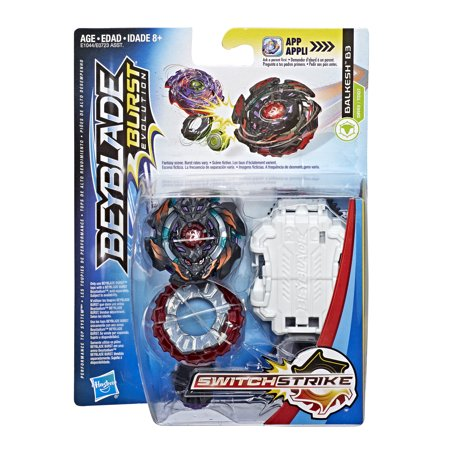 Beyblade Burst Evolution SwitchStrike Starter Pack Balkesh B3